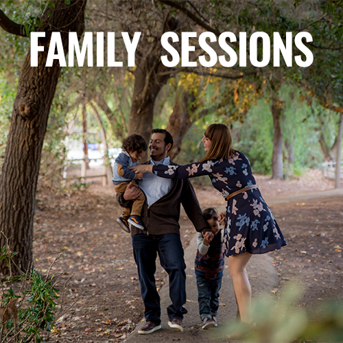 San Diego Family Photographer. Portraits, Outdoor Sessions