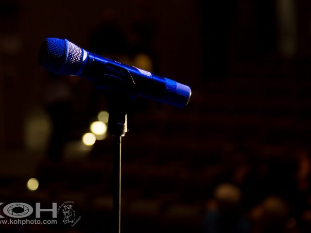 Comedy Night Stage Microphone