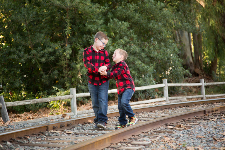 Old Poway Park San Diego Family Photographer